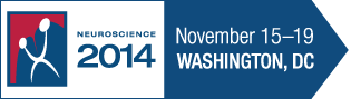 Neuroscience 2014, November 15-19, Washington, DC